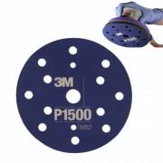 3M 34423 Hookit Flexible Schleifscheiben d150mm P1500