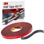 3M VHB 4611F Doppelseitiges Hochleistungsklebeband 19mm x 33m