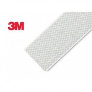 3M Diamond Grade 983 Reflektorfolie WEISS selbstklebend Meterware