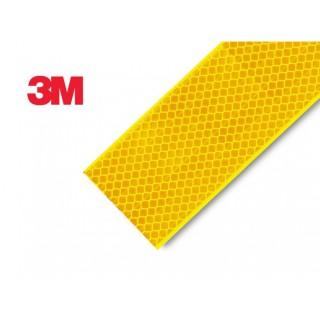 3M Diamond Grade 983 Reflektorfolie GELB selbstklebend Meterware