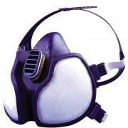 3M 4255 Atemschutzmaske Staubmaske Gasmaske FFA2 P3D