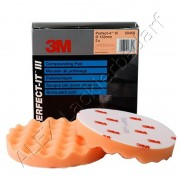3M 50456 Perfect-it III Polierschwamm orange 133mm