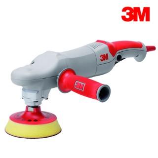 3M 64392 Poliermaschine incl. 3M 09553 Stützteller 125mm