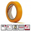 3M Scotch® Super Maler Abdeckband 244 Gold 19mm x 50m