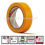 3M Scotch® Super Maler Abdeckband 244 Gold 24mm x 50m