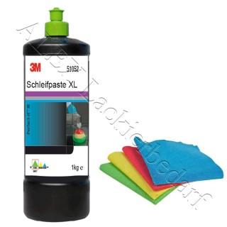 3M 51052 Perfect-it III Schleifpaste XL 1 kg + 1 Poliertuch