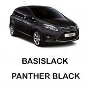 FORD Original Basislack PANTHER BLACK spritzfertig 1 Liter