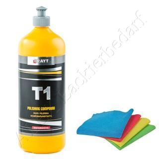 Brayt T1 Polierpaste 1kg + 1 Poliertuch
