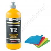 Brayt T2 Poliermilch 1kg + 1 Poliertuch