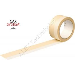 CarSystem WR-Lifting Tape Abdeckband mit Kunststoffstreifen 25mm x 10m