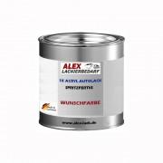 1K Acryl Autolack Mischlack 1 Liter Wunschfarbe Wunschtöne