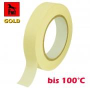 FRIZ Klebeband GOLD 19mm x 50m