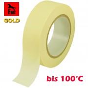 FRIZ Klebeband GOLD 30mm x 50m