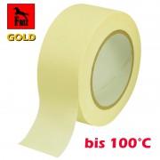 FRIZ Klebeband GOLD 50mm x 50m