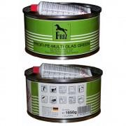 FRIZ Profi PE Multi Glasfaser Spachtelmasse inkl. Härter 1.7 kg
