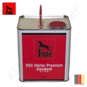 FRIZ 2K VOC Premium Härter Standard 2.5L