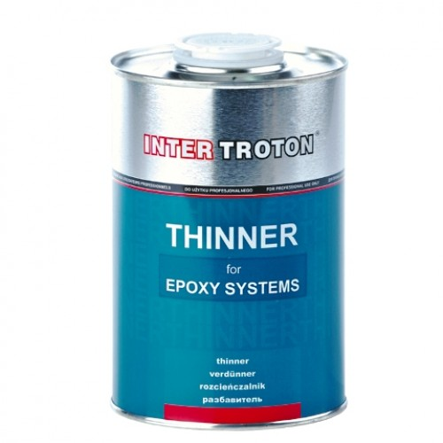 inter troton 2k epoxy primer epoxid grundierung 1kg. Black Bedroom Furniture Sets. Home Design Ideas