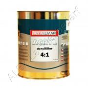 Inter Troton 2K HS Acryl Füller 4:1 3.75L grau