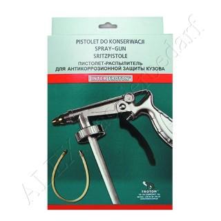 Inter Troton Konservierungspistole Spritzpistole UBS Unterbodenschutz