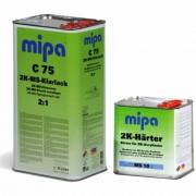 MIPA 2K MS Klarlack C75 5L + Härter MS10 kurz 2,5L
