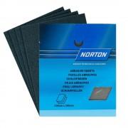 Norton Schleifpapier Bogen Nass 230x280mm 50 Blatt SET P80-P1500