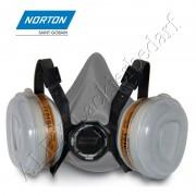 Norton Atemschutzmaske Lackierermaske Lackiermaske Große L