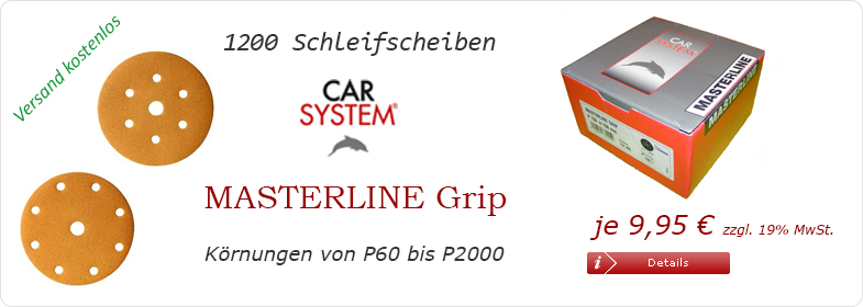 CarSystem Masterline Grip