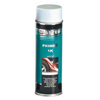3 x 500ml Master Troton Spray Acryl Füller 1K Grau Spraydose Grundierung Haftgrund