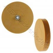 Radierscheibe Folienradierer Radiergummi  für Autolack / Zierstreifen / Klebereste