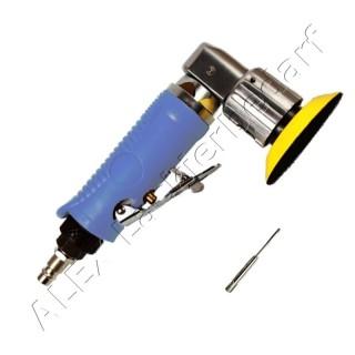 Mini Druckluft Exzenterschleifer 75mm SMART-REPAIR